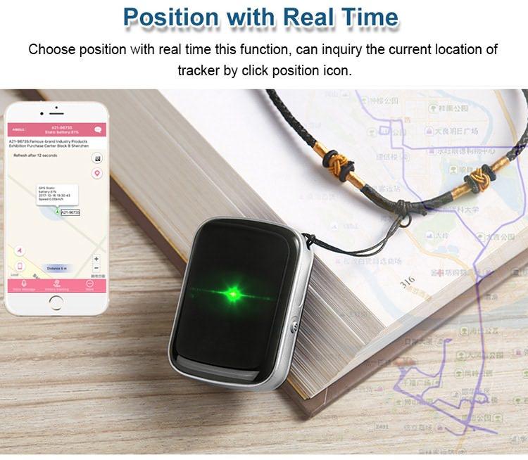 personal tracker