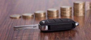 Gps tracker for loan car