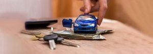Gps tracker for loan car /