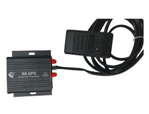 car gps tracker with rfid reader