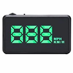 LED Speed Display gps tracker