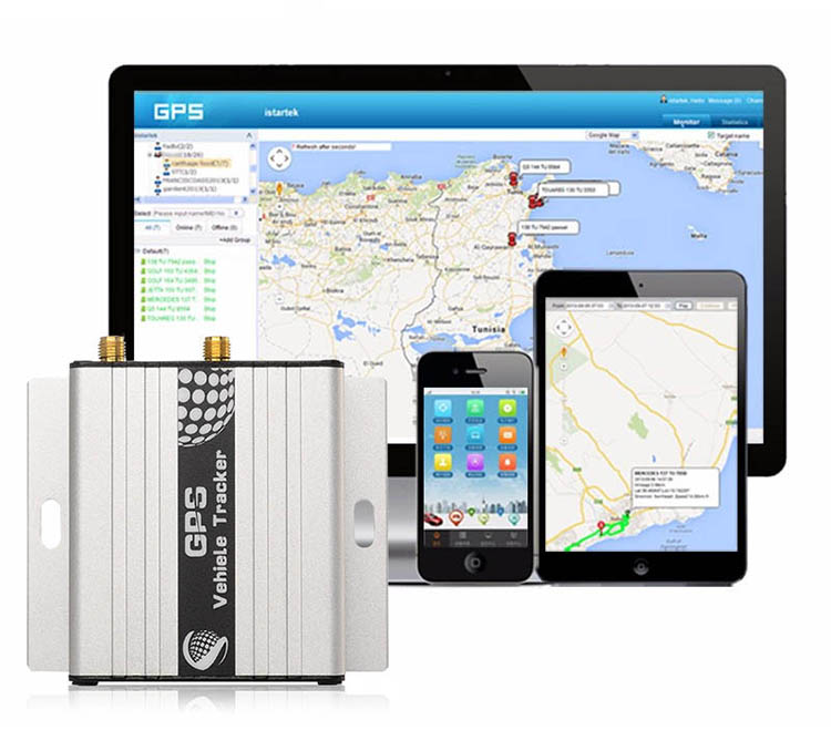 gps tracking device system