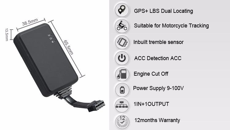 traker mini gps tracker