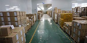 gps tracker warehouse