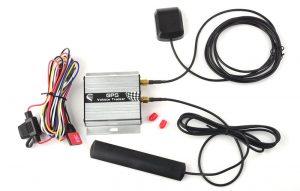 GPS tracker alarm