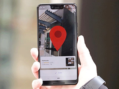 Google Maps AR Mode Is More Accurate and Better Than GPS Satellite Navigation