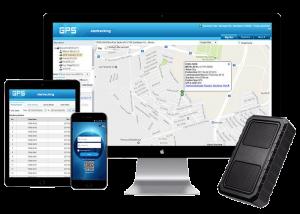 mobile vehicle tracker