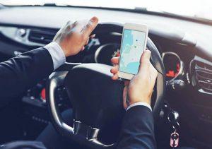 tracker for car
