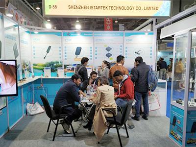 Shenzhen iStartek & IFSEC India Exhibition in Dec, 2019
