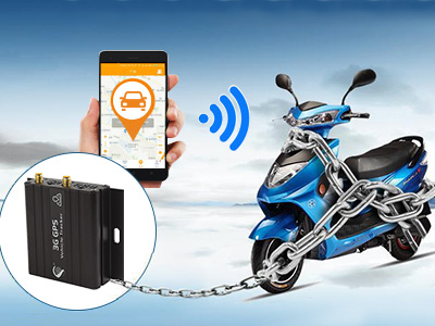 How Does anti Theft GPS Tracker Works?