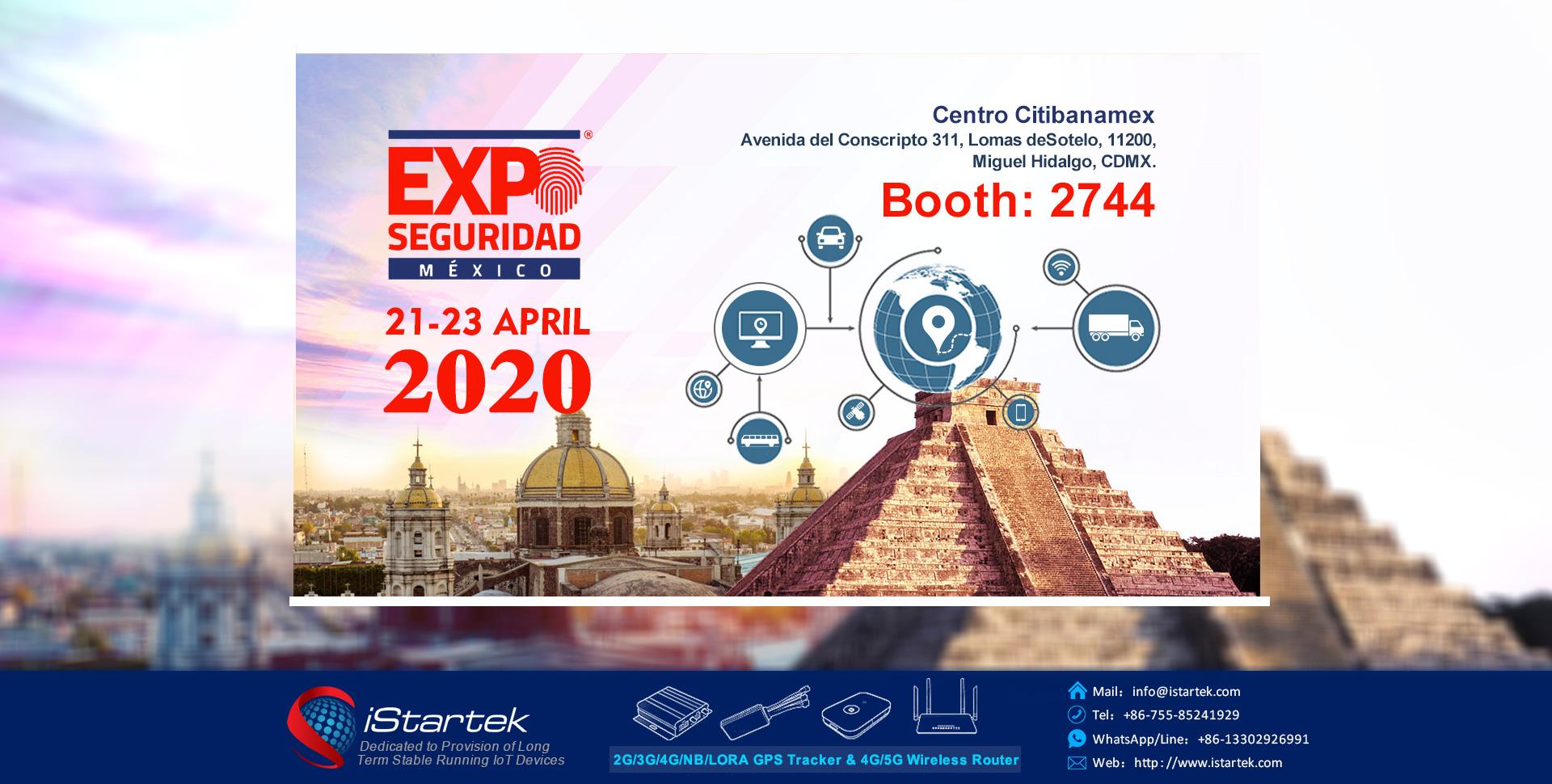 EXPO SEGURIDAD in Mexico