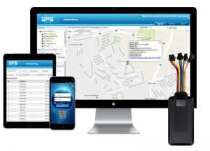 mobile vehicle tracking device