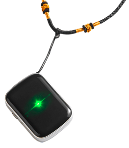 personal tracking device for elderly