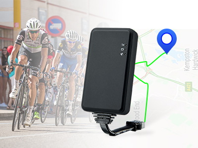 What is electric bike gps tracker?
