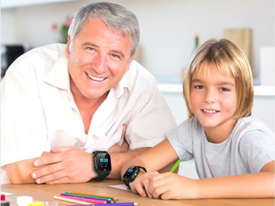 Is smartphone 4g gps watch good for kids?