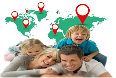 How to use gpstrackingpersonal to prevent children and the elderly from getting lost?