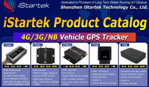 4G iStartek GPS Trackers