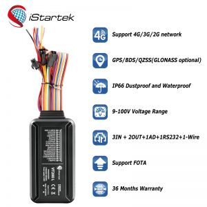 VT200L 4G GPS Tracker