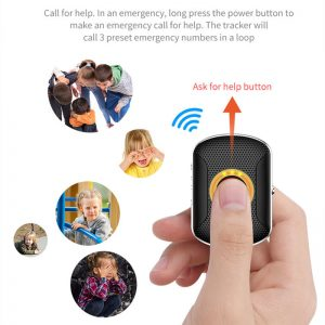 4g tracking device