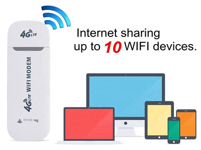 What's the definition and application for 4g lte dongle?