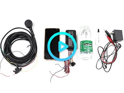 How to Use Ultrasonic Fuel Sensor?