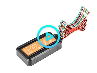 VT140 India 2G AIS 140 GPS tracking device