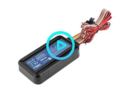 VT200 2G Pro Waterproof Car Tracker