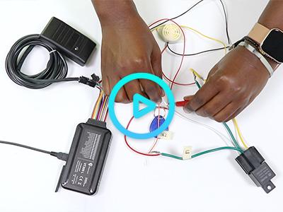 How to test iStartek RFID Reader on VT200-L GPS Tracker?