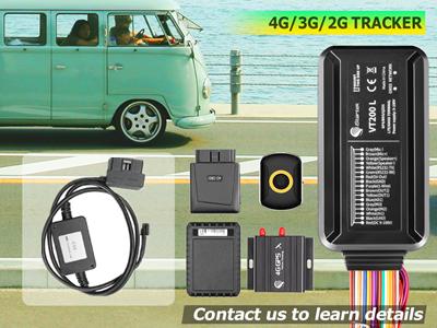 How iStartek VT200 L cargpstrackers work with OBD Reader?