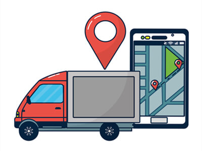 How to set VT140 GPStrackingdeviceforvehicle online on platform by sms command?